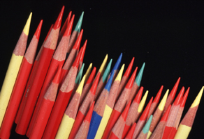 Lápices colores (derechos libres)