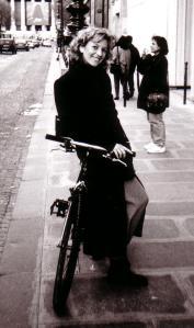 M.A. París bicicleta
