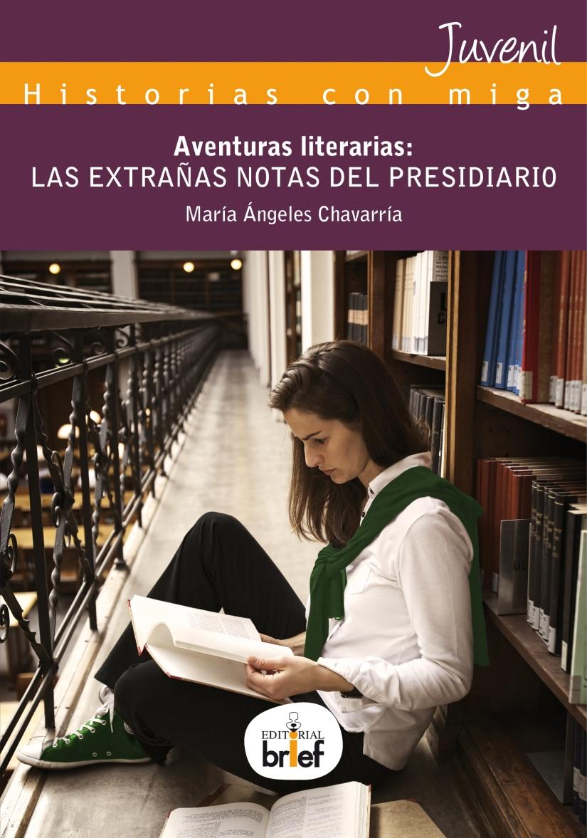 cubierta aventuras literarias
