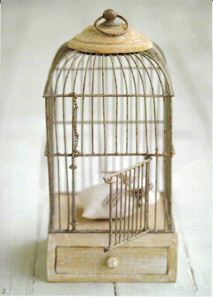 Libertad (jaula abierta)