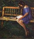 Pintor Mikhail Nesterov 1