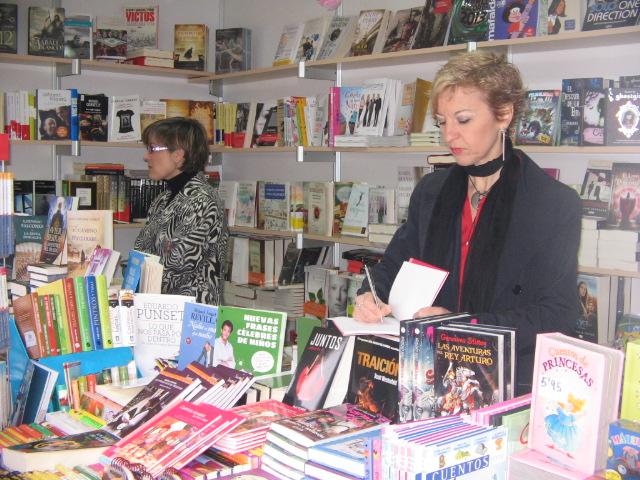 Feria libro Valencia 2013 28abril 010