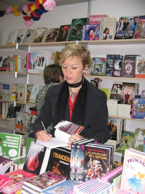 Feria libro Valencia 2013 28abril 012