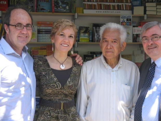 Feria libro Valencia 5 mayo 007