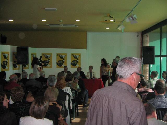 Feria libro Valencia 5 mayo 013