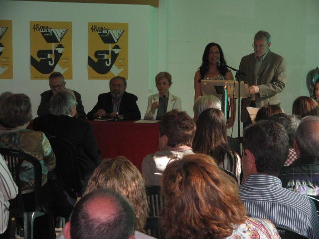 Feria libro Valencia 5 mayo 015