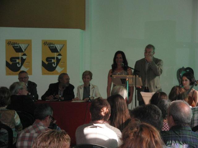 Feria libro Valencia 5 mayo 016