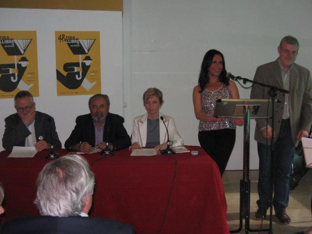 Feria libro Valencia 5 mayo 017