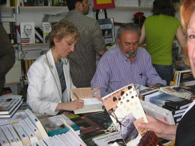 Feria libro Valencia 5 mayo 028