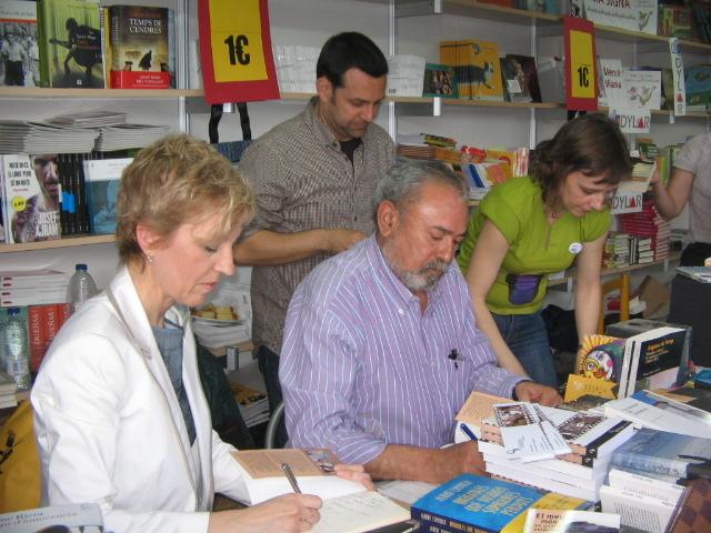 Feria libro Valencia 5 mayo 031