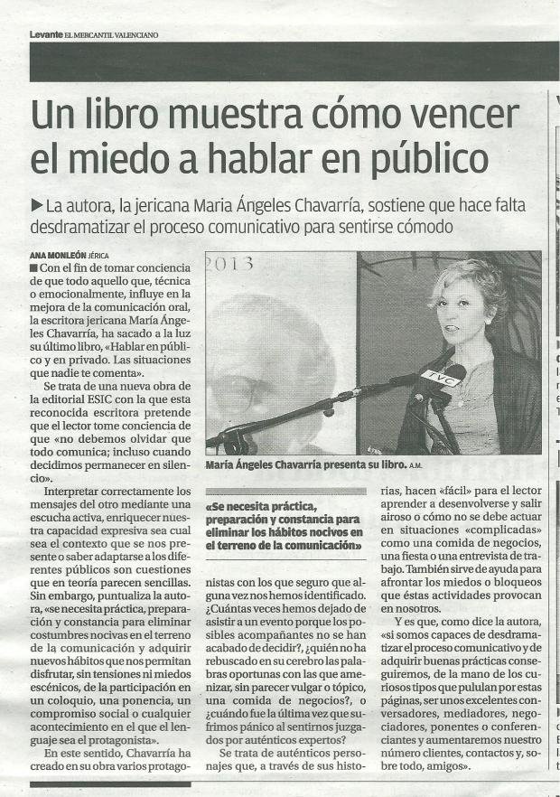 Levante (21 julio 2013) Hablar en público y en privado 001