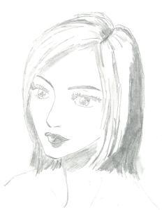 Dibujo Alej. perfil 001