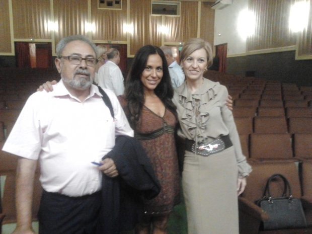 J.L.Doménech, A.Garrigós y M.A. Chavarría
