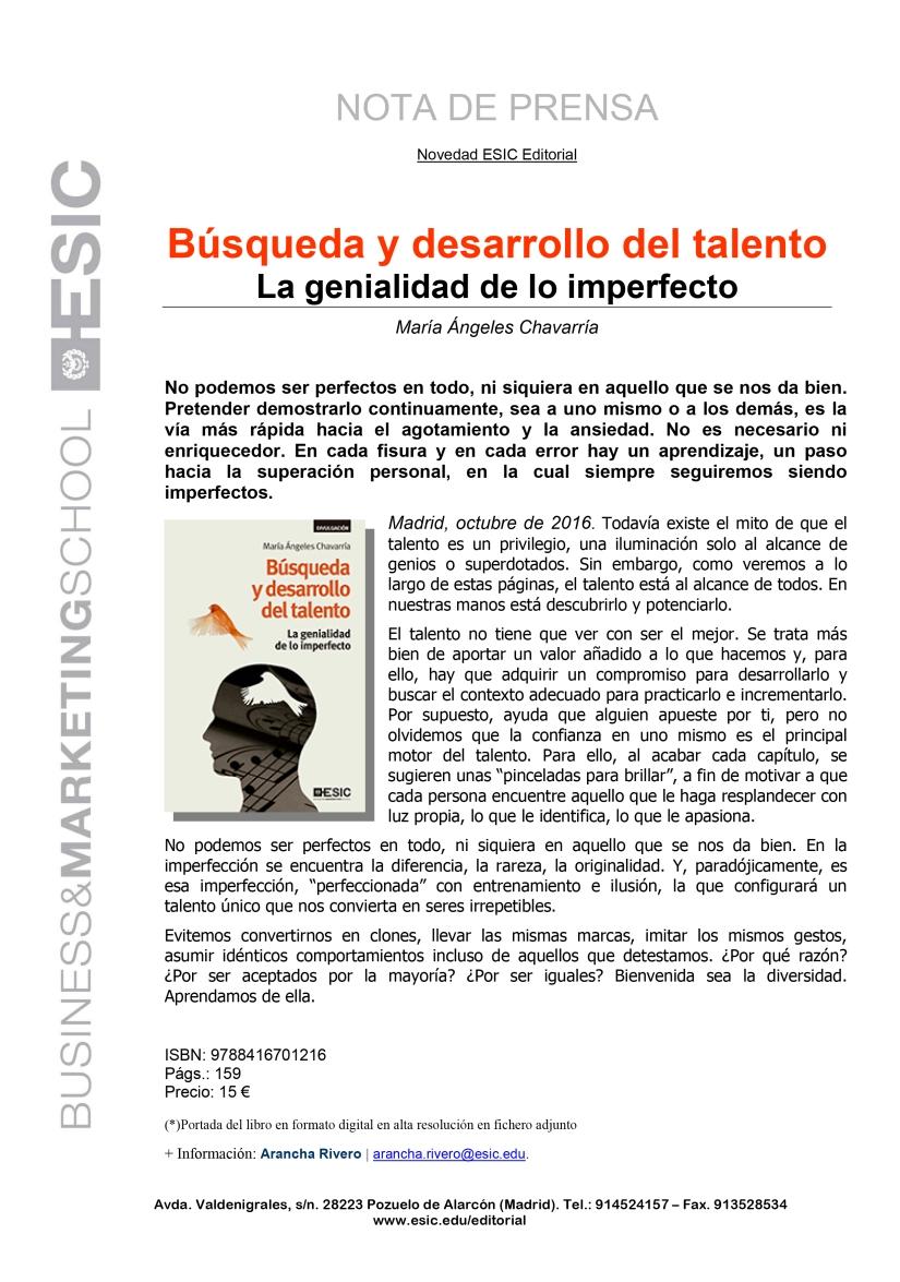 Microsoft Word - Nota 303 Búsqueda y desarrollo del talento