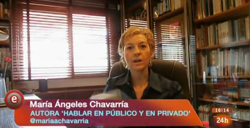 Emprende María Ángeles Chavarría