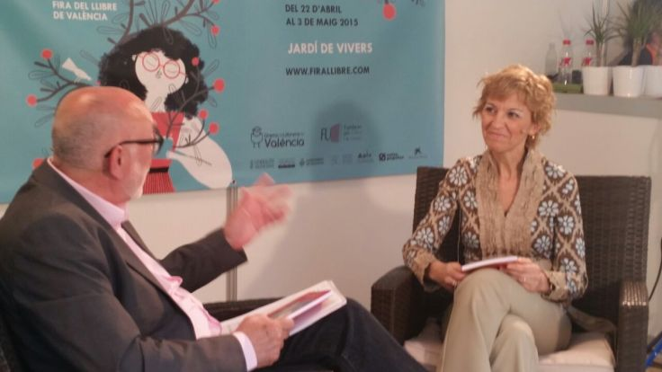 5 Entrevista María Ángeles Chavarría