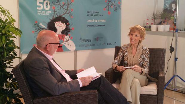 6 Entrevista María Ángeles Chavarría