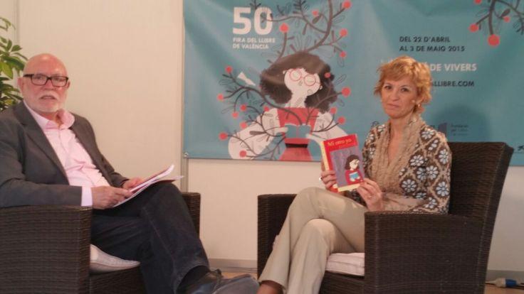 8 Entrevista María Ángeles Chavarría