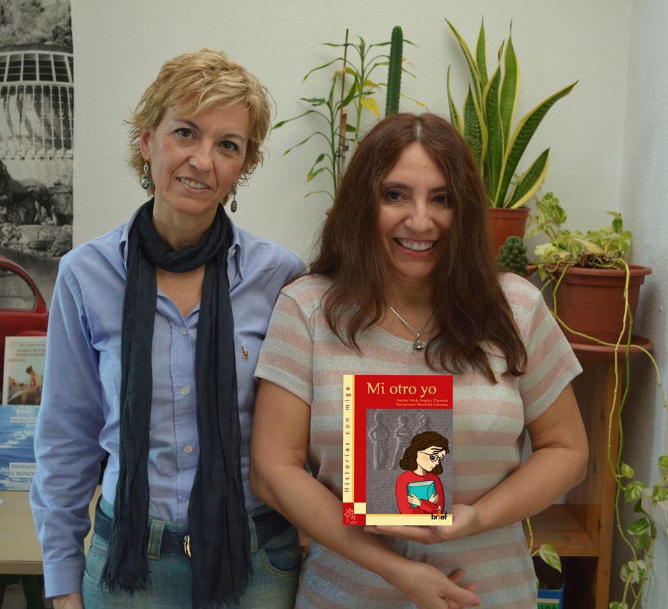 María Ángeles Chavarría y Elga Realegui (Entrevista)