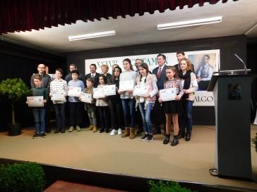14 Grupal con premiados