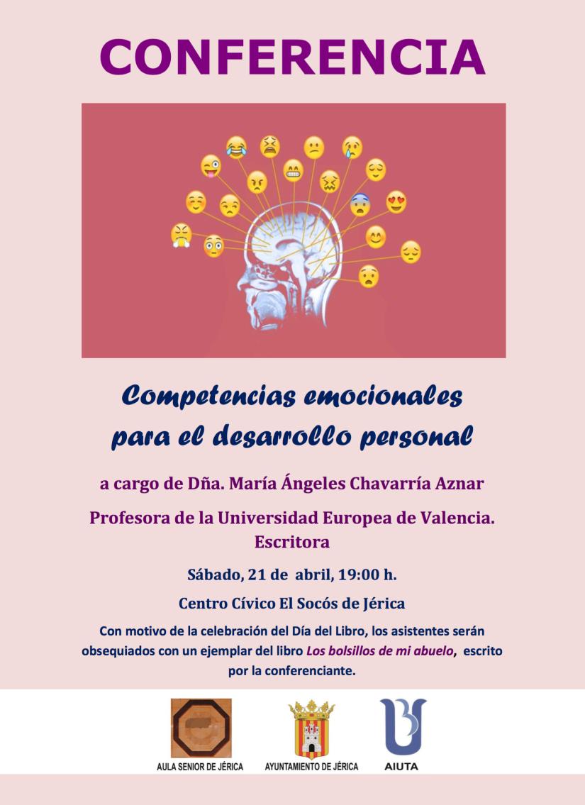 Conferencia en Jérica Competencias Emocionales