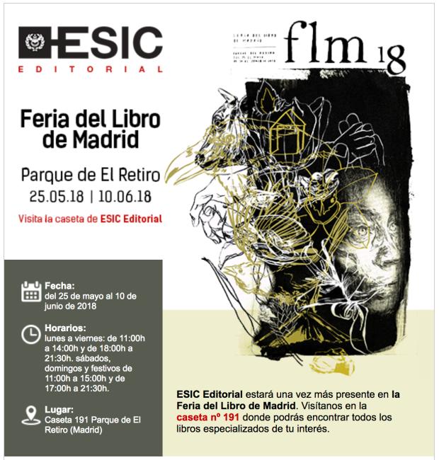 Caseta ESIC Editorial