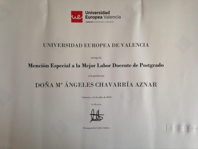 1 maria-angeles-chavarria-mención-universidad-europea