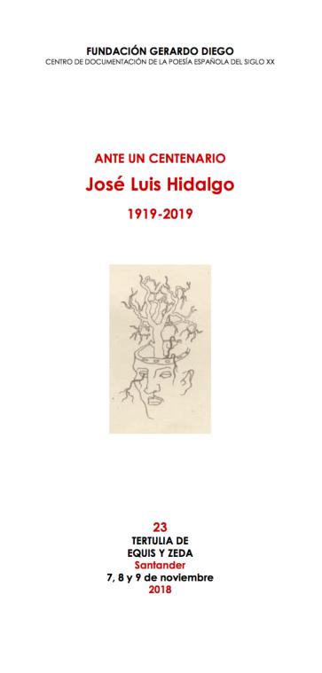Centenario J.L.Hidalgo 1