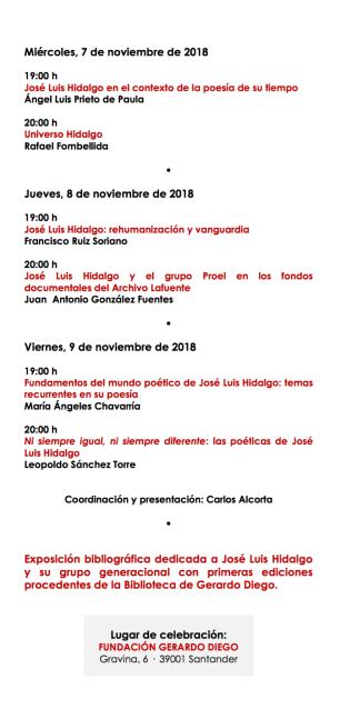 Centenario J.L.Hidalgo 2