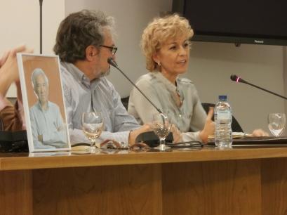 Juan Luis Bedins y María Ángeles Chavarría