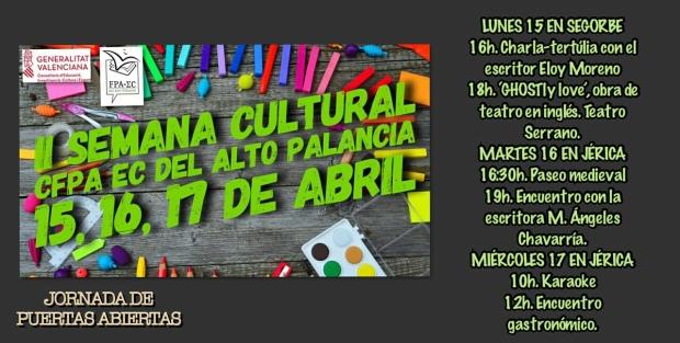 II Semana Cultural Alto Palancia