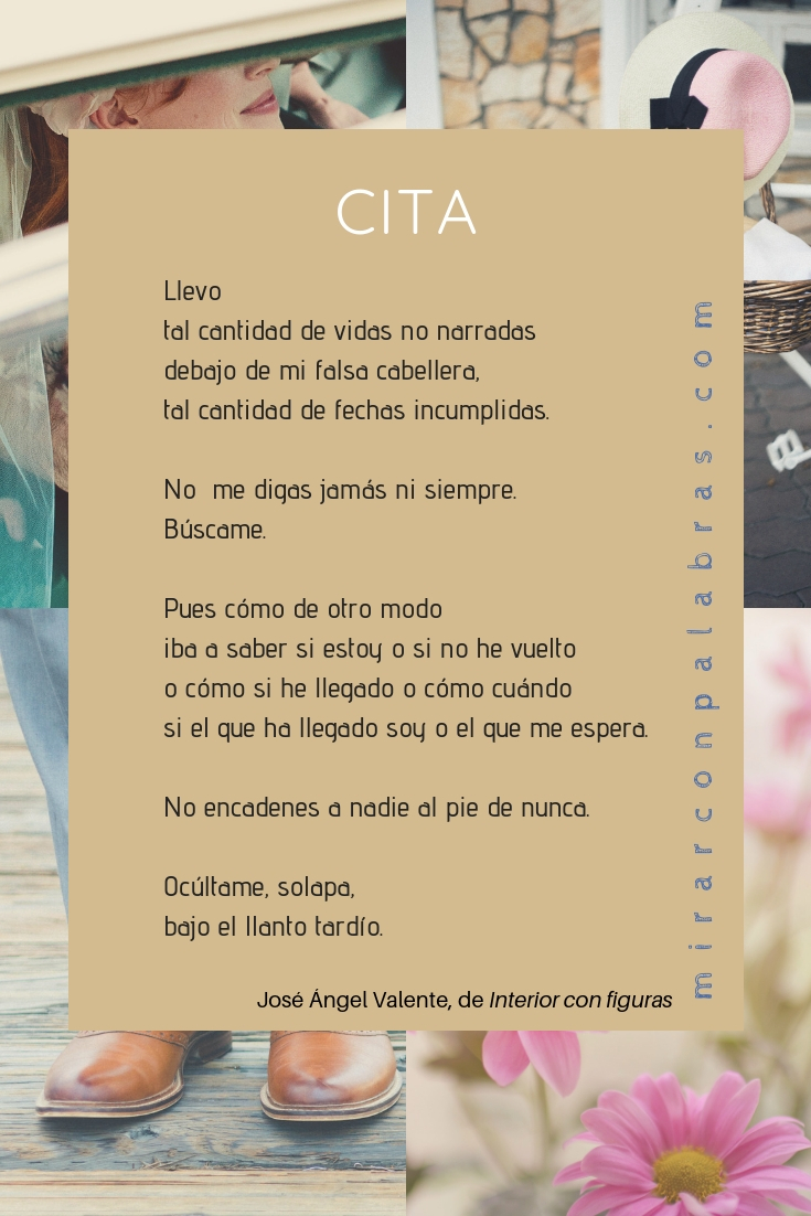 cITA (José Ángel Valente)