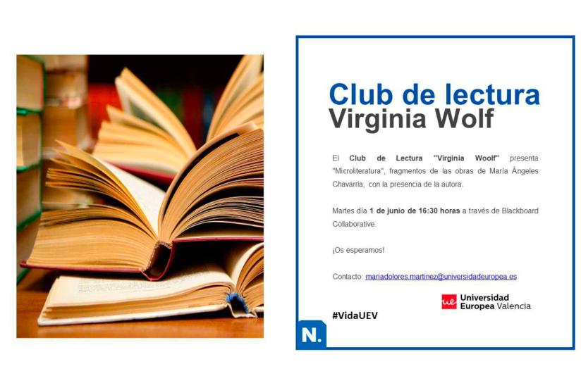 Club de lectura Bibl. UEV