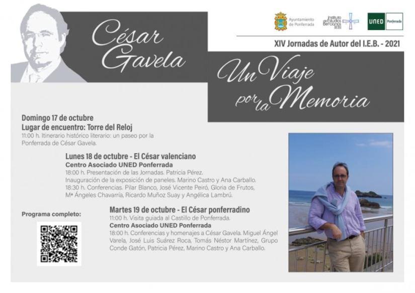 Jornadas homenaje a César Gavela